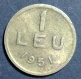 1 leu 1951 4 CUPRU