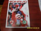 program               Dinamo   -   Omonia  Nicosia