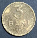 A4216 3 bani 1952 UNC