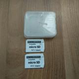 SD2vita versiunea 5 - card microsd / vita - Vita Adapter soft max 3.68, Card memorie