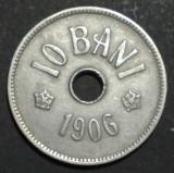 A4275 10 bani 1906 J