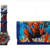 Set ceas de mana si portofel Spiderman, Generic