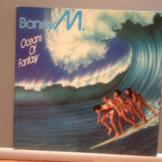BONEY'M – OCEANS OF FANTASY (1979/HANSA/RFG) - Vinil/Vinyl/Analog, ariola