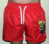 Bermude de Firma - Rosu / Bleumarin Model Nou !!!, L, M, S, XL, XXL, Poliester, Dsquared2