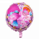 Balon Folie Figurina Trolls Princess 44X44, Disney