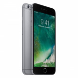 Telefon mobil Apple iPhone 6S Plus, 128GB, 4G, Space Grey, Gri, Neblocat