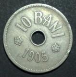 A4263 10 bani 1905