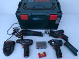 Set Bosch GDR 10,8V-Li, GSA 10,8-V-Li, GOP 10,8V -Li, GSR 10,2-2-Li,