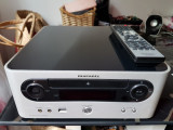 Minisistem HiFi Marantz M-CR 503 (CD Receiver, Radio, USB, Amplificator Bi-Amp)