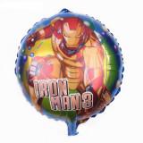 Balon Folie Figurina IRON MAN 44X44, Disney