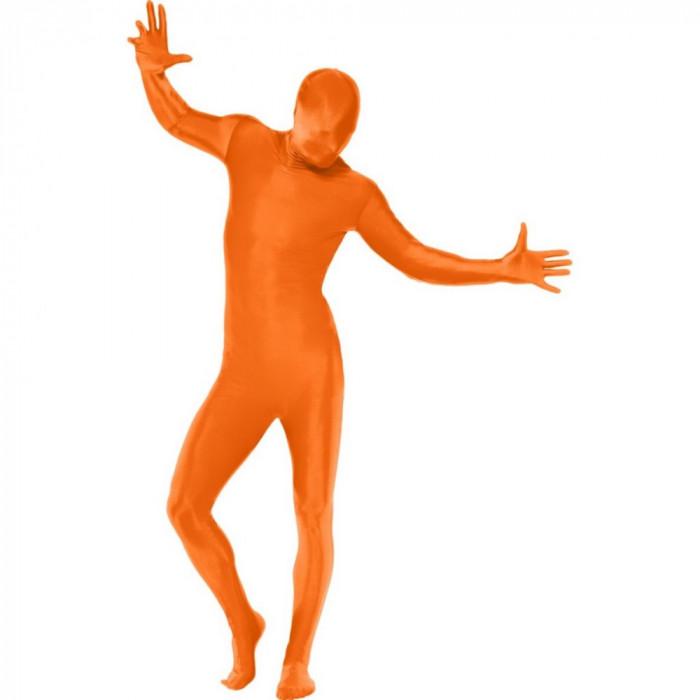Second Skin L portocaliu - Carnaval24
