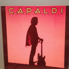 JIM CAPALDI (ex TRAFFIC) – SOME COME RUNNING (1988/ISLAND/RFG) - Vinil/ (NM)