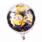Balon Folie Figurina Minions  44X44, Disney