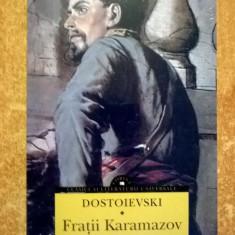 F. M. Dostoievski - Fratii Karamazov {2 volume, Corint}, F.M. Dostoievski