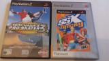 Lot 2 jocuri: SSX Tricky + Tony Hawk  - PS2 [Second hand], Sporturi, 3+, Multiplayer