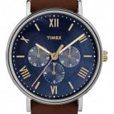 Timex TW2R81900 ceas barbati nou 100% original. Garantie. Livrare rapida., Casual, Quartz, Piele