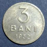 A4217 3 bani 1952 UNC