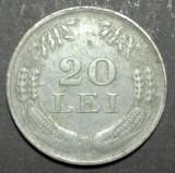 A4523 20 lei 1942