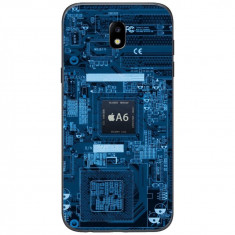 Husă A6 Chip Internal Board SAMSUNG Galaxy J5 2017, Alta, Silicon, Husa