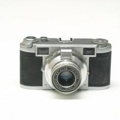 Leidolf Lordox 50mm f2.8 - Anii '50