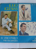 vinil single - julio Iglesias