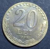 20 lei 1996 6 UNC