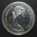 Canada 1 dollar 1973 Argint, America de Nord