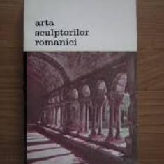 Henri Focillon – Arta sculptorilor romanici