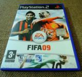 Fifa 09, PS2, original, alte sute de jocuri!, Sporturi, 3+, Multiplayer, Ea Sports