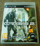 Joc Crysis 2, PS3, original, alte sute de jocuri!, Shooting, 16+, Single player, Ea Games