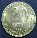 20 lei 1996 1 aUNC
