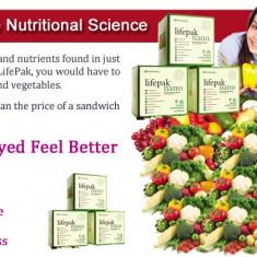 LifePak NANO - supliment alimentar nanotehnologic