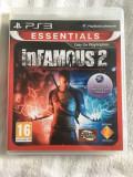 Joc Infamous 2, PS3, original, alte sute de jocuri!, Shooting, 18+, Single player, Sony