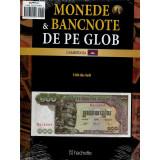 Colectia Monede si Bancnote de pe  Glob de la editura Hachette, 150 numere, Europa