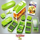 Aparat de feliat legume si fructe Nicer Dicer Plus