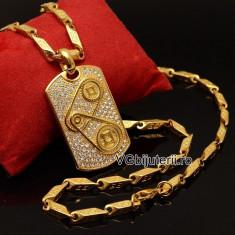 Lant+ Pandantiv Versace Inox 1015P