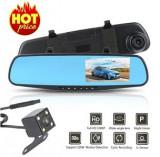 Camera  Auto Video,Oglinda Retrovizoare,Dubla,DVR,1080P,