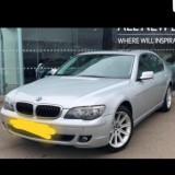 Vand BMW seria 7,motor defect, 730, Motorina/Diesel