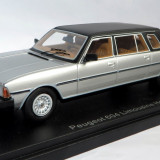 NEO Peugeot 604 limousine Heulliez 1978 1:43