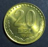 20 lei 1992 5 UNC