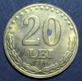 20 lei 1996 2 aUNC