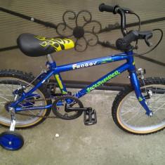 "Sky Jumper / Froggy / bicicleta copii 16"" (6-8 ani), 1"