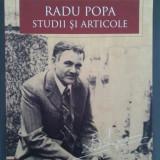 Radu Popa - Studii si articole (vol. 1)
