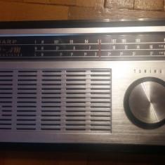 Radio sharp fyl-119 radio vechi sharp japan
