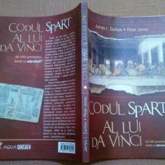 Codul Spart al lui Da Vinci - James L. Garlow, Peter Jones, Alta editura
