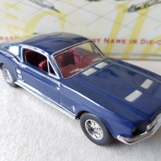 macheta de colectie Matchbox Collectibles Dinky, Ford Mustang 1967, 2+2 Fastback