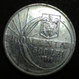 500 lei 1999 2 aUNC