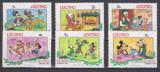Desene animate,  LESOTHO 1983, MNH
