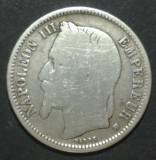 Franta 1 franc Argint, Europa