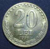 20 lei 1996 8 aUNC